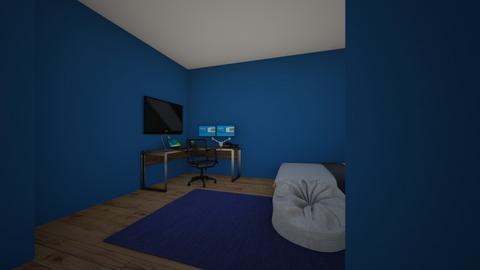 jayson  - Bedroom  - by portillo