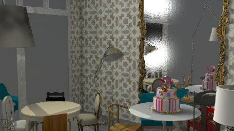 mdbirthday - Dining Room  - by jenrooms
