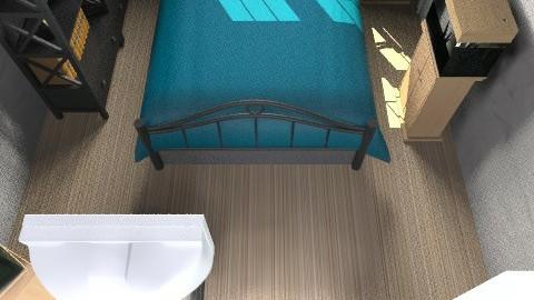 Krys Mari - Retro - Bedroom  - by Krys Mari