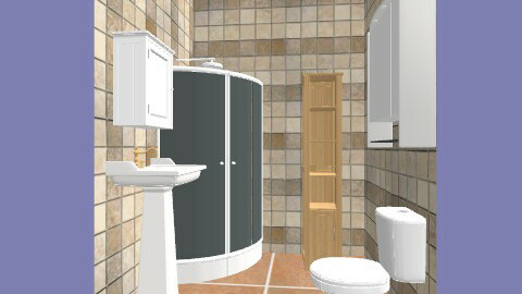 bathroom2 - Country - Bathroom  - by jefountain11