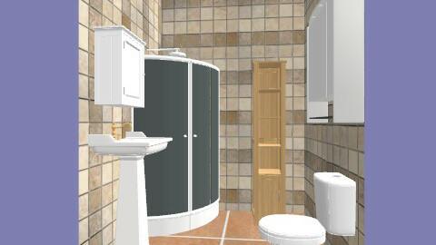 bathroom2 - Country - Bathroom - by jefountain11