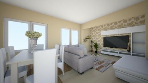 restaurating - Living room  - by emiragiba