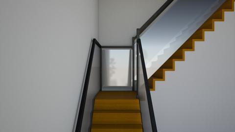 Landing_Stairs_v6 - Living room - by jupiterjazz