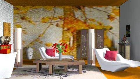 raiz - Glamour - Living room  - by ana2000