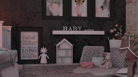 Nursery - Kids room  - by eevmo