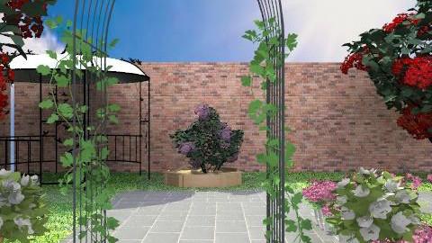 Rose Garden ii - Classic - Garden  - by hunny