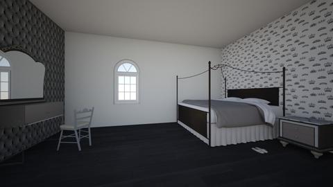 my room - Classic - Bedroom - by libbyrocha