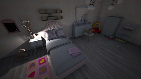 room of my sister - Kids room  - by Yamile2008