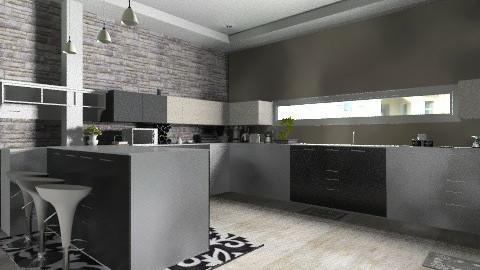 Kitchen 071 - Classic - Kitchen  - by Bandara Beliketimulla