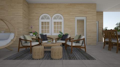 Country Lanai Decoration  - Country - by VMarielle