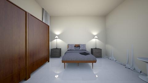 Laura Rooms - Eclectic - Bedroom  - by drakendygomez