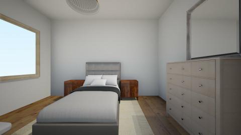 Prueba dormitorio 1 - Modern - Bedroom - by Marco Olivos