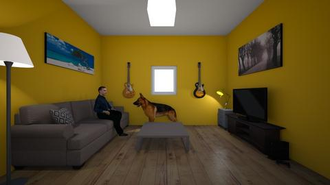 The Best Lounge Ever - Living room  - by Adogworld