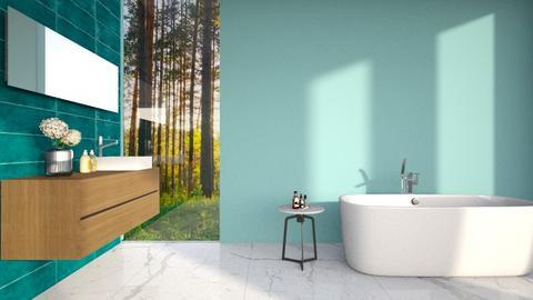 Take a bath - Bathroom  - by hannah25