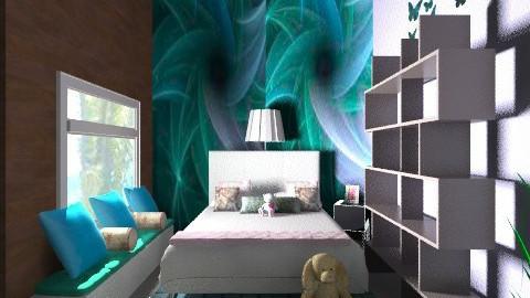 Froom - Bedroom - by nag26