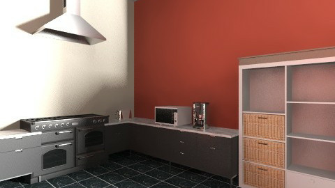 kitchen NO TERMINADA - Classic - Kitchen  - by fredom