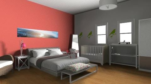 kerstroom - Bedroom - by margot98