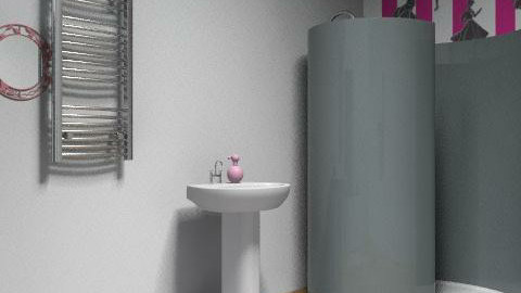 toilet - Glamour - Bathroom  - by Kimberleyx