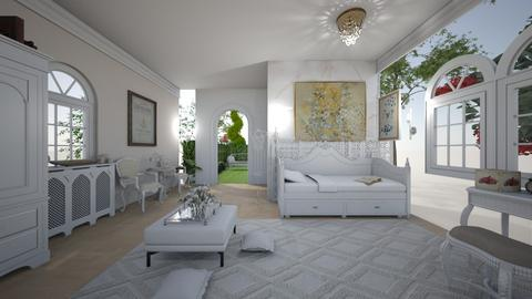 blurry - Classic - Bedroom  - by elladesign