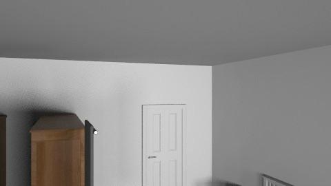 bedroom 2 - Minimal - Bedroom - by YolandaArri