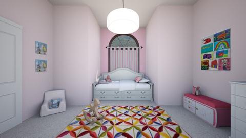 Rug - Bedroom  - by josielz
