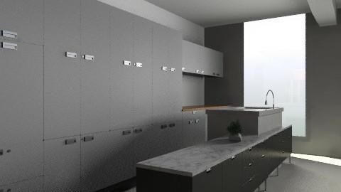 cocina improvisada - Eclectic - Kitchen  - by cibelles