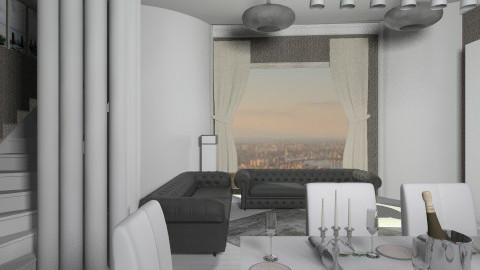 winterhomeeee - Living room - by mzynn