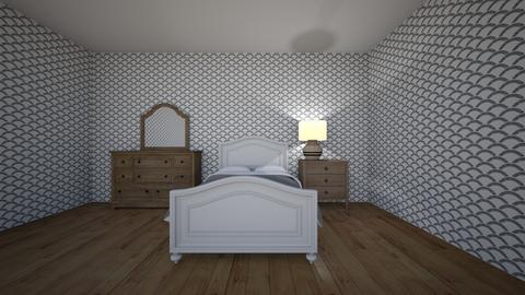 shape activity  - Bedroom  - by Johanna Geary