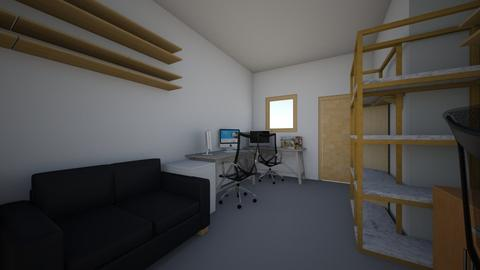 Open Plan - Office  - by ChamCham