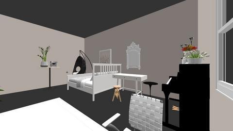 agnes barkunu good - Living room  - by sigitabal