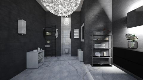 Vintage room by Hiroshi - Vintage - Bedroom  - by Hiroshi_KM