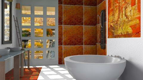 bain de rome - Classic - Bathroom - by calu13