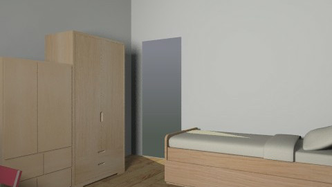Decja soba 1 - Classic - Kids room  - by drale69