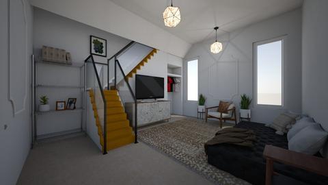 basement bedroom - Bedroom - by csf686843
