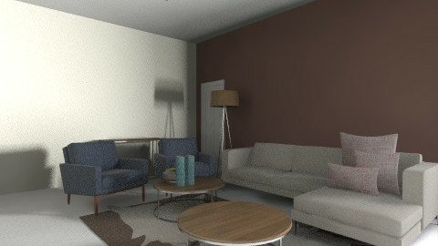 My Living Room - Glamour - Living room  - by jdhammer