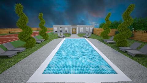 mansion - Modern - by RhodriSimpson13