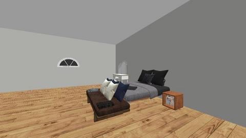 LAVC - Modern - Bedroom  - by Vania017