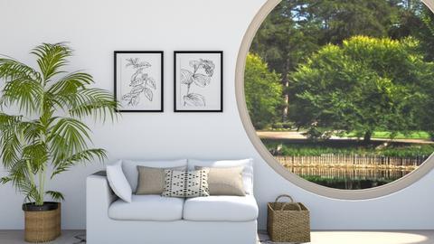ZARA - Living room  - by Thepanneledroom