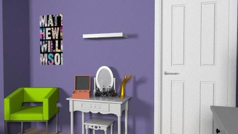cool stuff - Vintage - Bedroom  - by Kristen7
