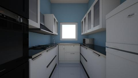 kit 2 - Kitchen - by ishan1