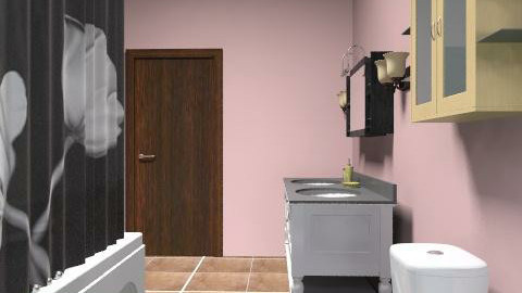 Mum Bathroom - Minimal - Bathroom - by PennyDreadful