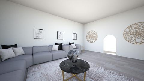 classic modern - Modern - Living room  - by makena ngethe2007