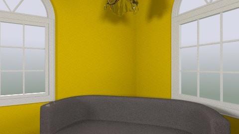 Test run - Retro - Living room  - by Brandon Harvey