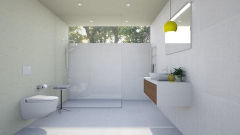 Bathroom_Y - Bathroom  - by gabriellemae19