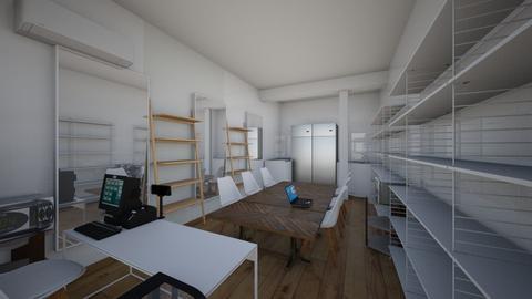 PETE SHOP - Minimal - Office  - by pete_amartos