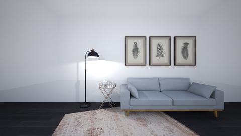 minimalist  - Minimal - Living room  - by Wensday