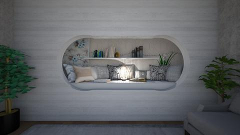 Anna_s Reading Nook - Minimal - by Eli_Anna