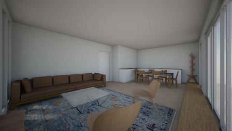 Full House 11 - Living room  - by gleidy