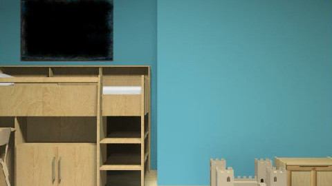 kid - Classic - Bedroom  - by mujaab123
