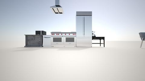 Noah Anderson - Kitchen  - by Andernoa